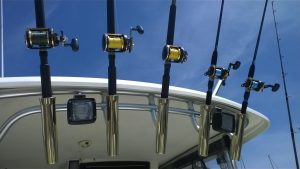 Kingfisher Charter - Preferred Equipment