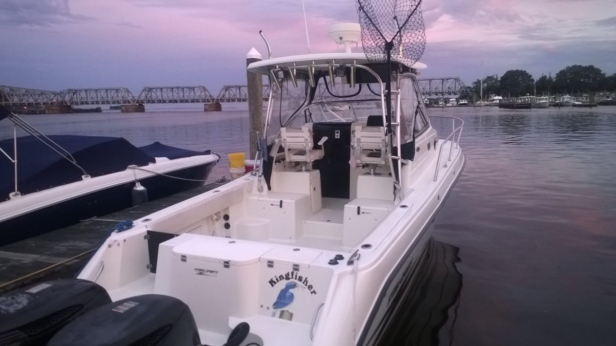 kingfisher charters fishing charters ct charter boats ct