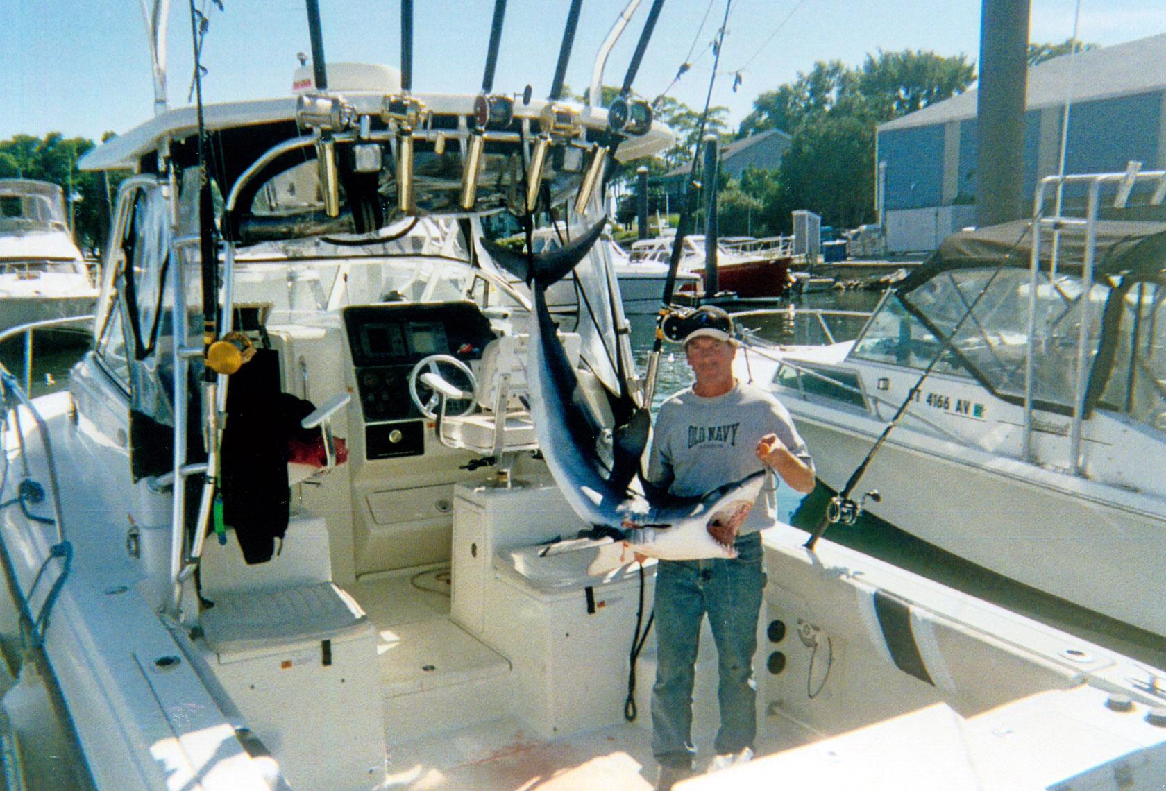 Boat Equipment Kingfisher Charters Fishing Charters Ct